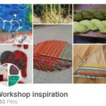 Pinterest workshop board