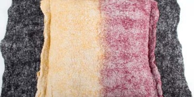 Neighbourly Quilt: Learn to Felt Wool!