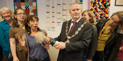 The Soft Opening: with fab photos from Mark Burton