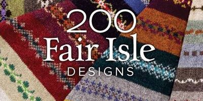 Book Review: 200 Fair Isle Designs by Mary Mucklestone
