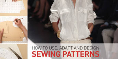 Book Review: How To Use, Adapt and Design Sewing Patterns