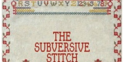 Re-blog: Review of the Subversive Stitch