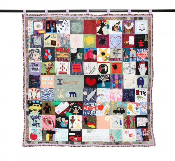 Changing roles of women quilt