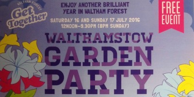 Walthamstow Garden Party