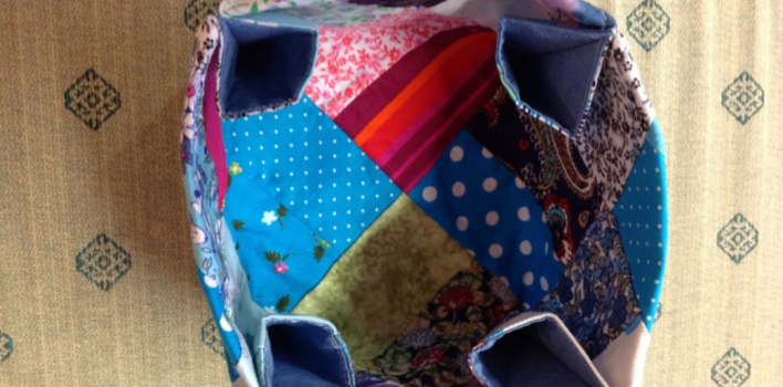 Exciting Intro to Patchwork  on 10th December