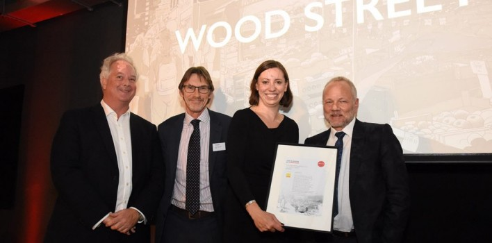 Wood Street wins International Award
