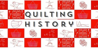 The Master's Wives Coverlet and how a historic quilt inspired Glimmer Theatre's Quarantine Quilt Project